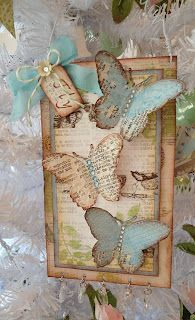 Tammy's Heart Map shapes burn edges great reminder of old mod podge projects with mom.