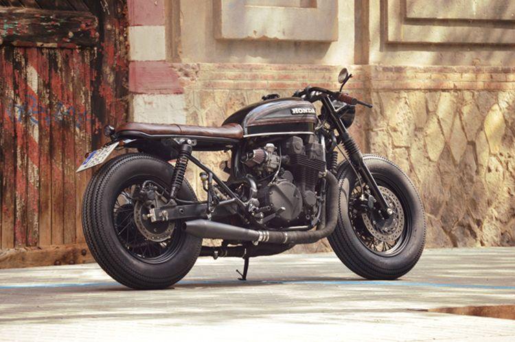 Honda CB750 Nighthawk Cafe Racer 1