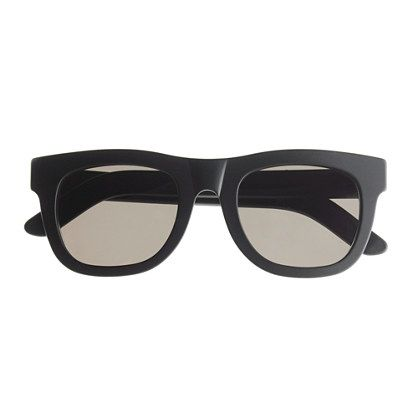 72045a88c244 Super™ ciccio sunglasses in black matte