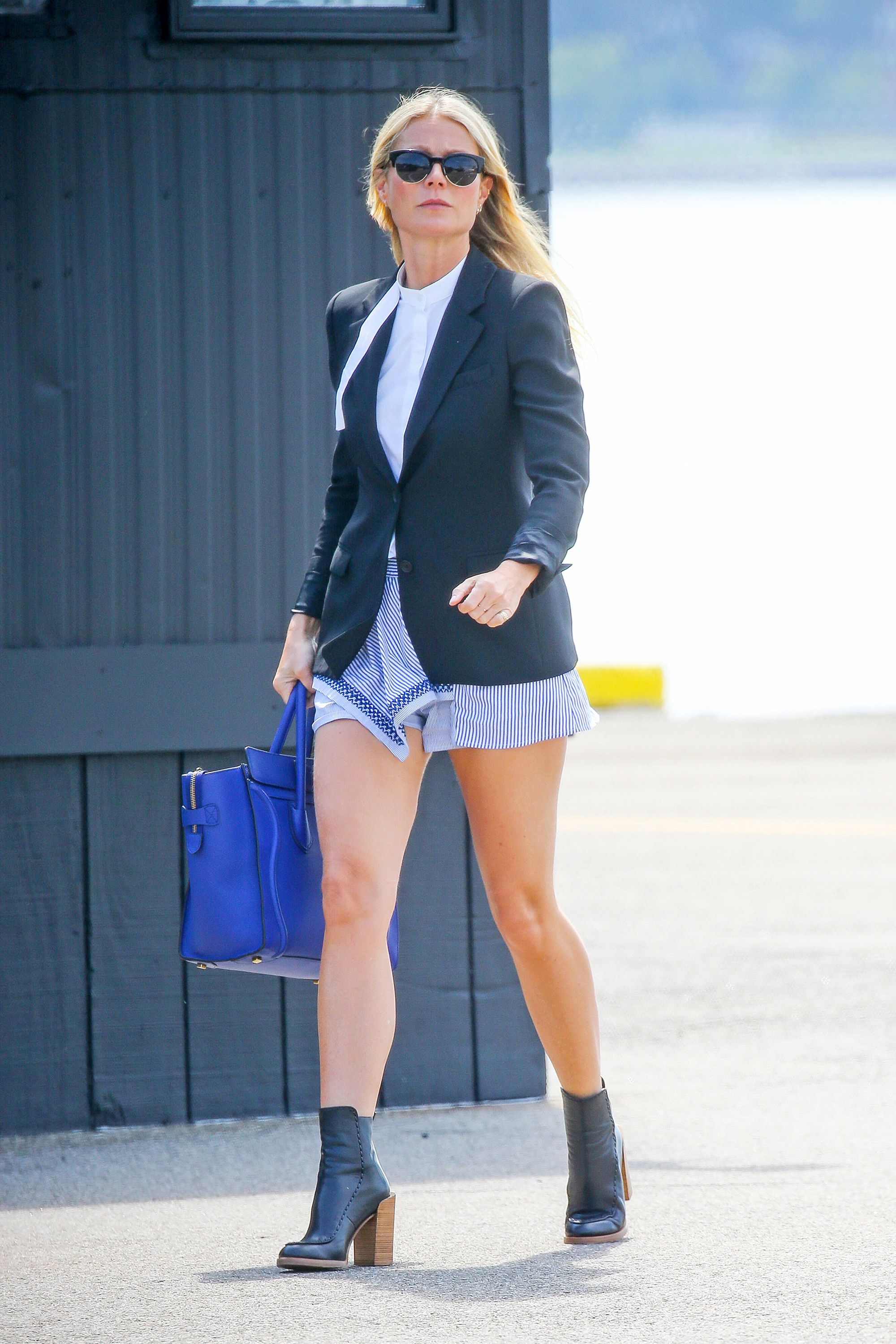 Paltrow gwyneth street style summer fotos