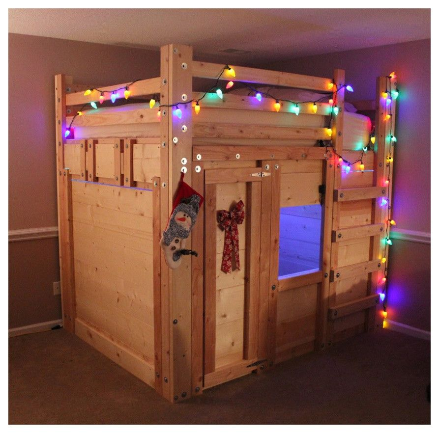 Elegant Bunk Bed With Fort Check More At Http Dust War Com Bunk