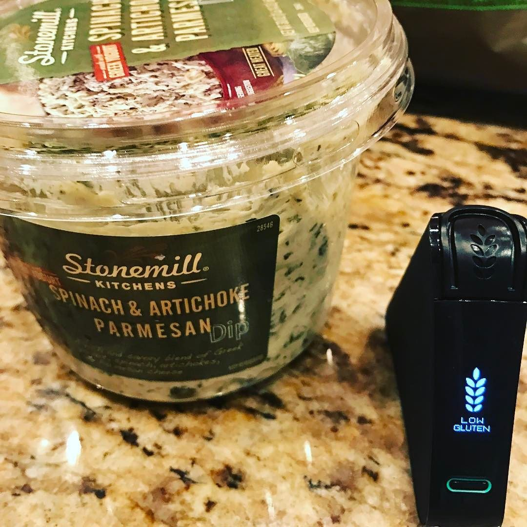 No More Spinach Artichoke Dip From Costco Nimatested Nima Nimasensor Glutenfree Glutenfreediet C Artichoke Dip Spinach Artichoke Dip Spinach Artichoke