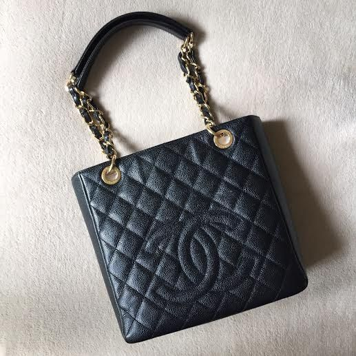 d8427bc4b863 chanel pst black caviar - Google Search