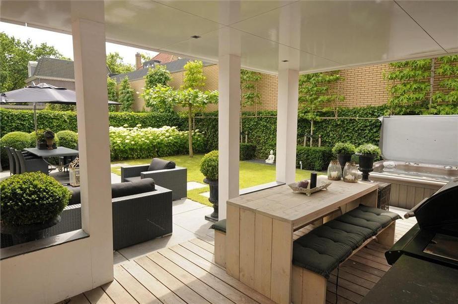 salon de jardin, partiellement en bois de récup\' (Pays-Bas) #ddpb ...