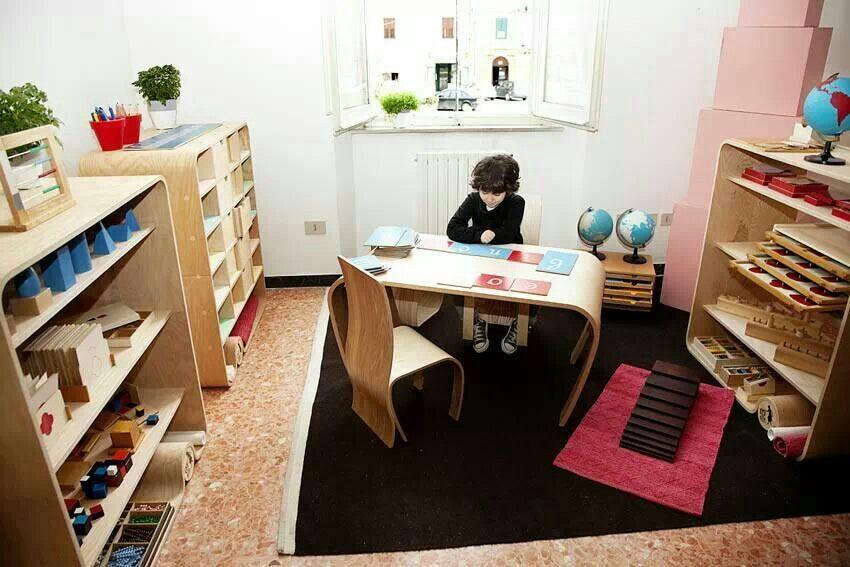 Habitacion de juegos Montessori Muebles Flowerssori Habitacion