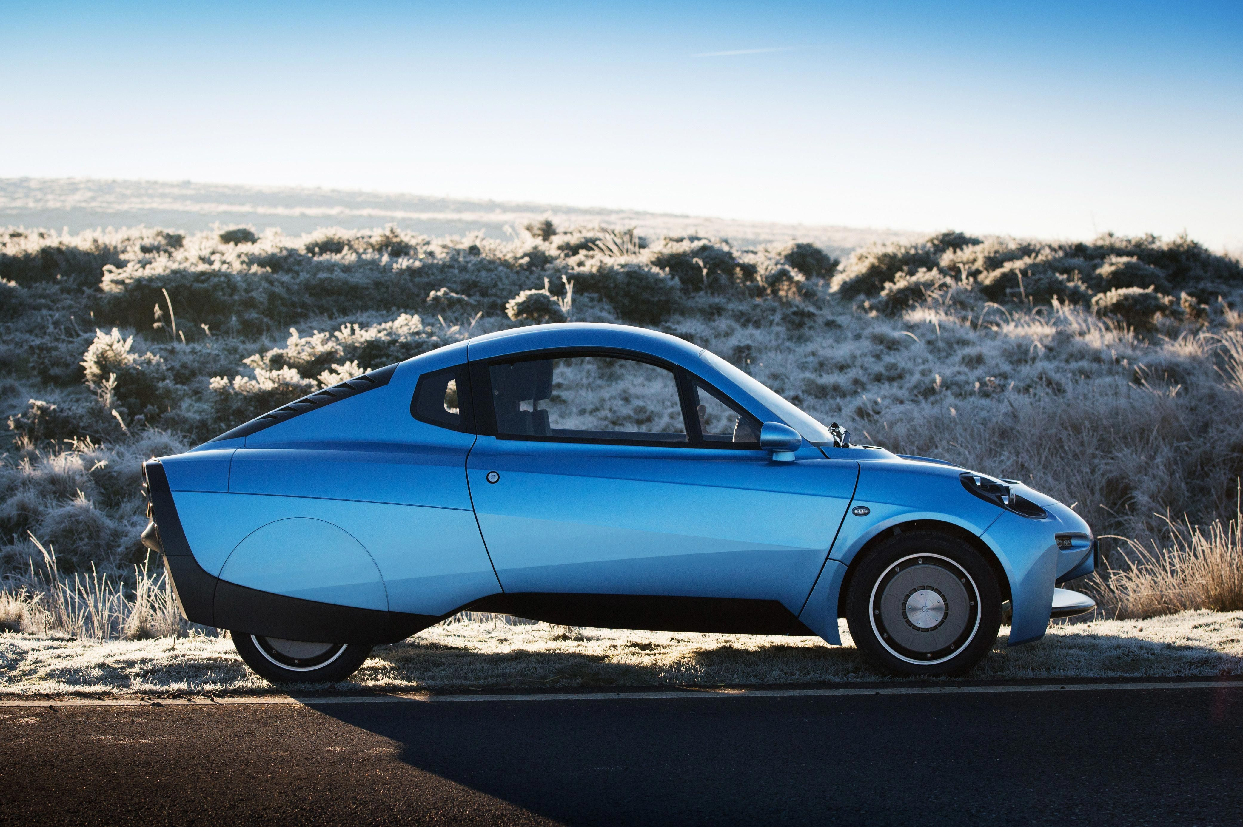 Is this OneofaKind Coupe the Most EcoFriendly Car in