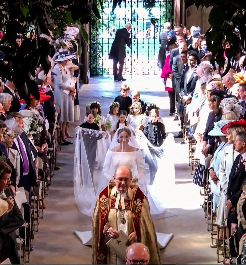 Royal wedding dress  The  Royal Wedding of Meghan Markle and Prince Harry