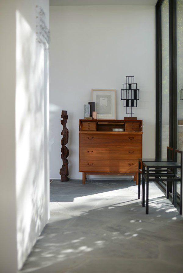 modern interiorsjoshua ricedesignmodernmcmdanish Modern Interiors by Joshua