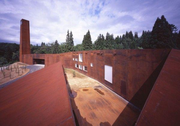 FORMAKERS - Echigo-Matsunoyama Museum of Natural Science / Tezuka Architects + Masahiro Ikeda Co.