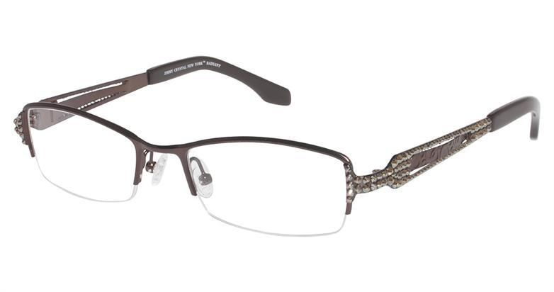 JIMMY CRYSTAL NY WOMENS EYEGLASSES FRAME | Fabulous eyeglass frames ...