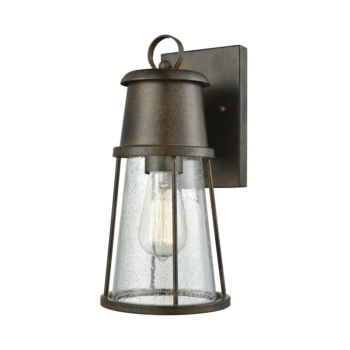 Crowley 1 Light Outdoor Wall Sconce In