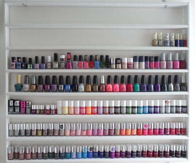 flutter and sparkle diy tutorial how to make a nail polish rh pinterest com