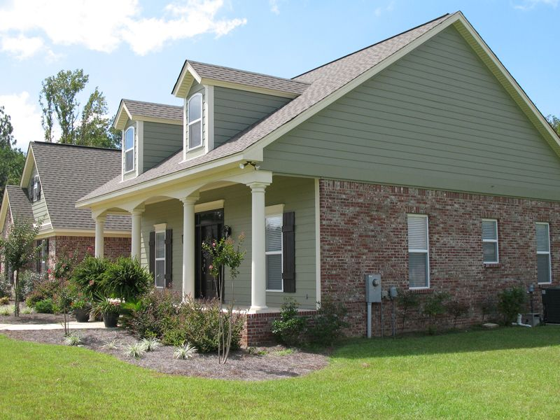 traditional plan front photo 03 077d 0097 house plans and more rh pinterest com
