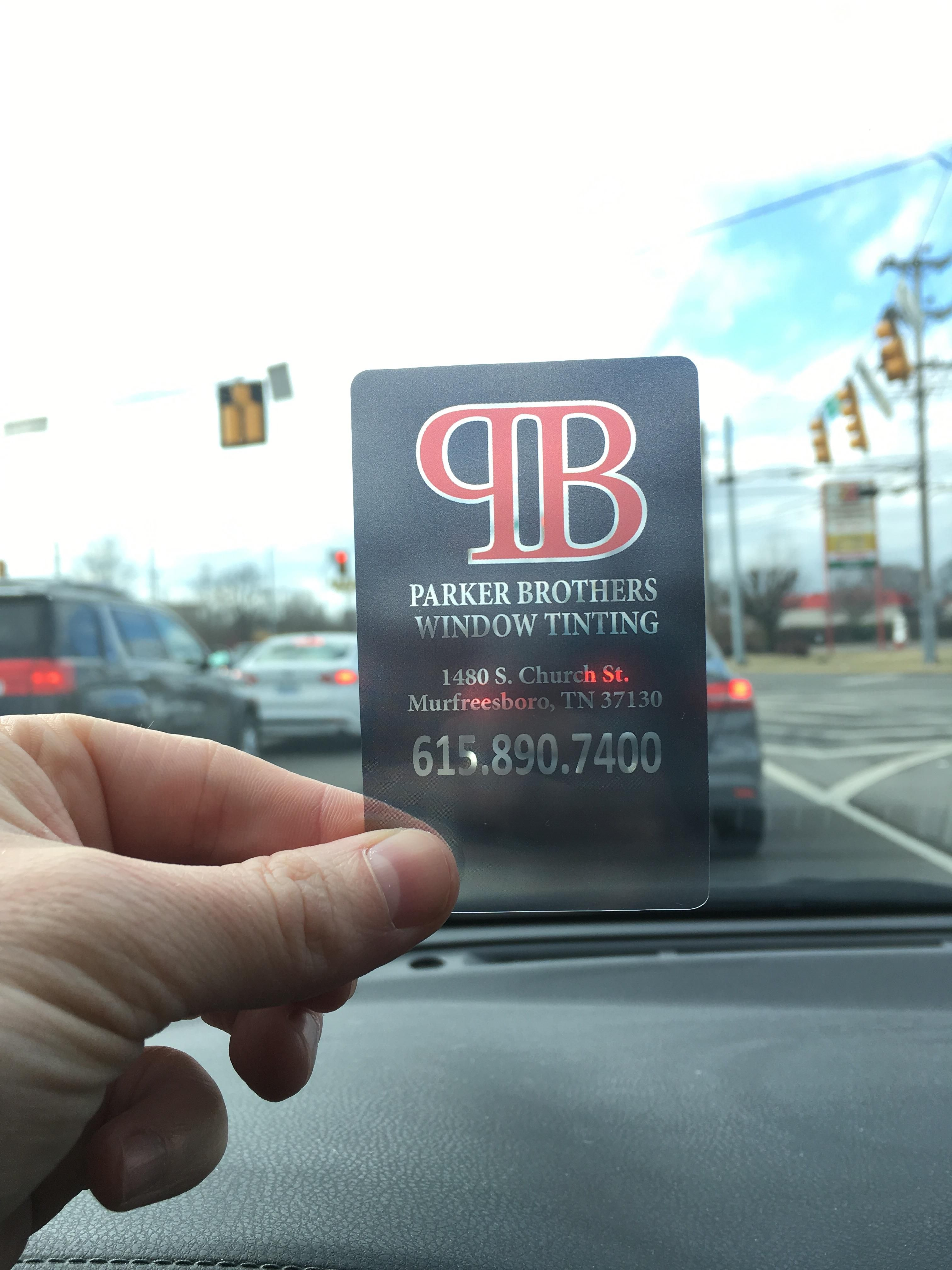 These Window Tinting Business Cards Tinted Windows Tints Business Cards