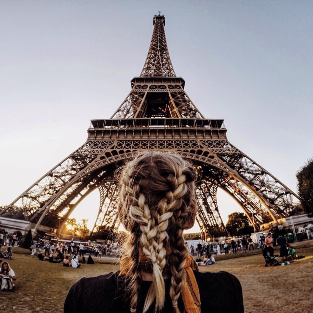 ' In Paris Much Beauty And Love Happy