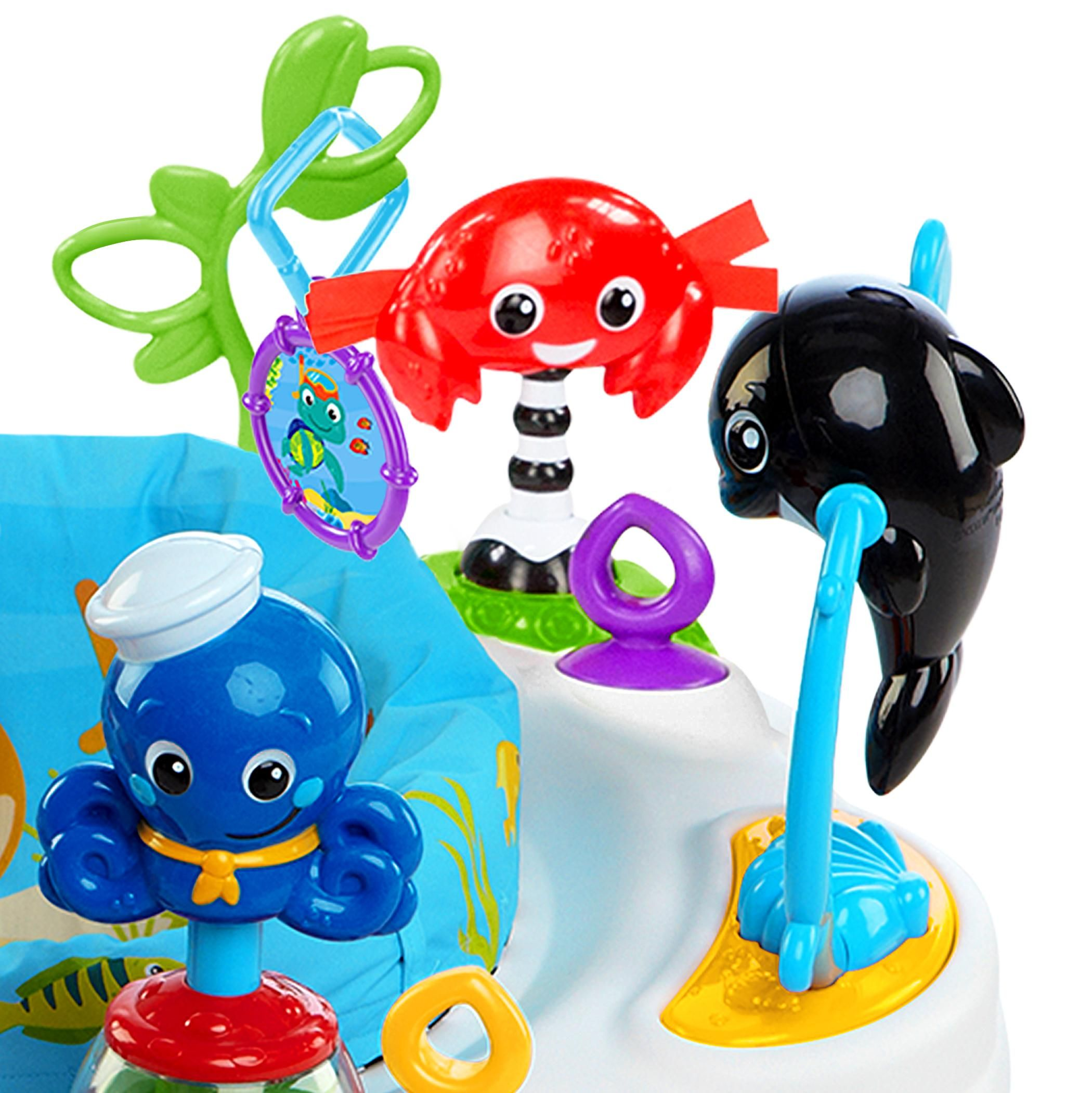 94b71ec43 Amazon.com   Baby Einstein Rhythm of The Reef Activity Saucer   Baby ...