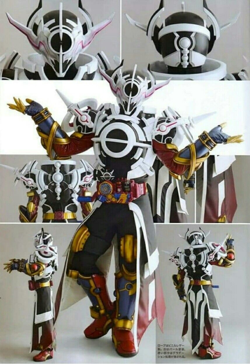 Kamen Rider Evol Black Hole Kamen rider decade, Kamen