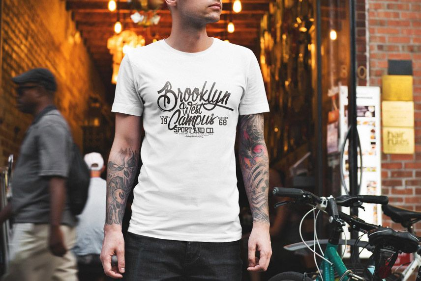 Download Free Professional T Shirt Mockup Shirt Mockup Shirt Illustration Tshirt Mockup