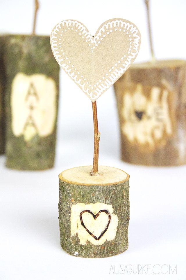 alisaburke: rustic valentines