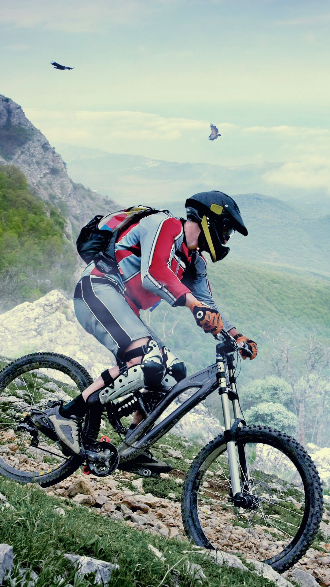 Wallpapers Road Cycling Cycling Freeride Bicycle Mountain Biking