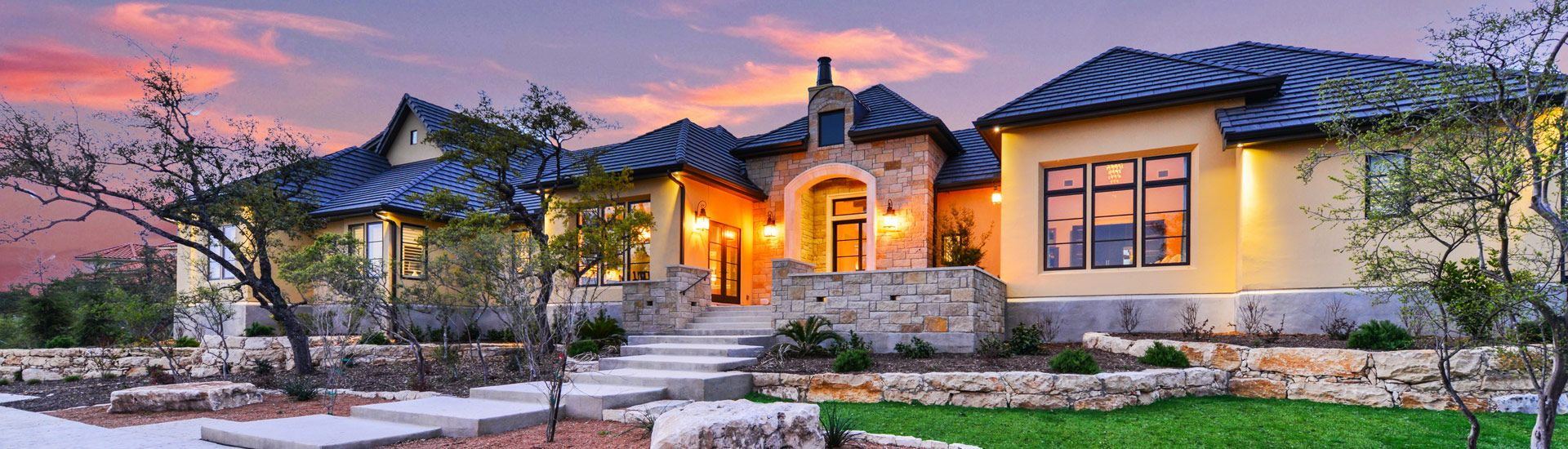 sitterle homes builds a wide range of homes from patio homes to - Houston Home And Garden Magazine