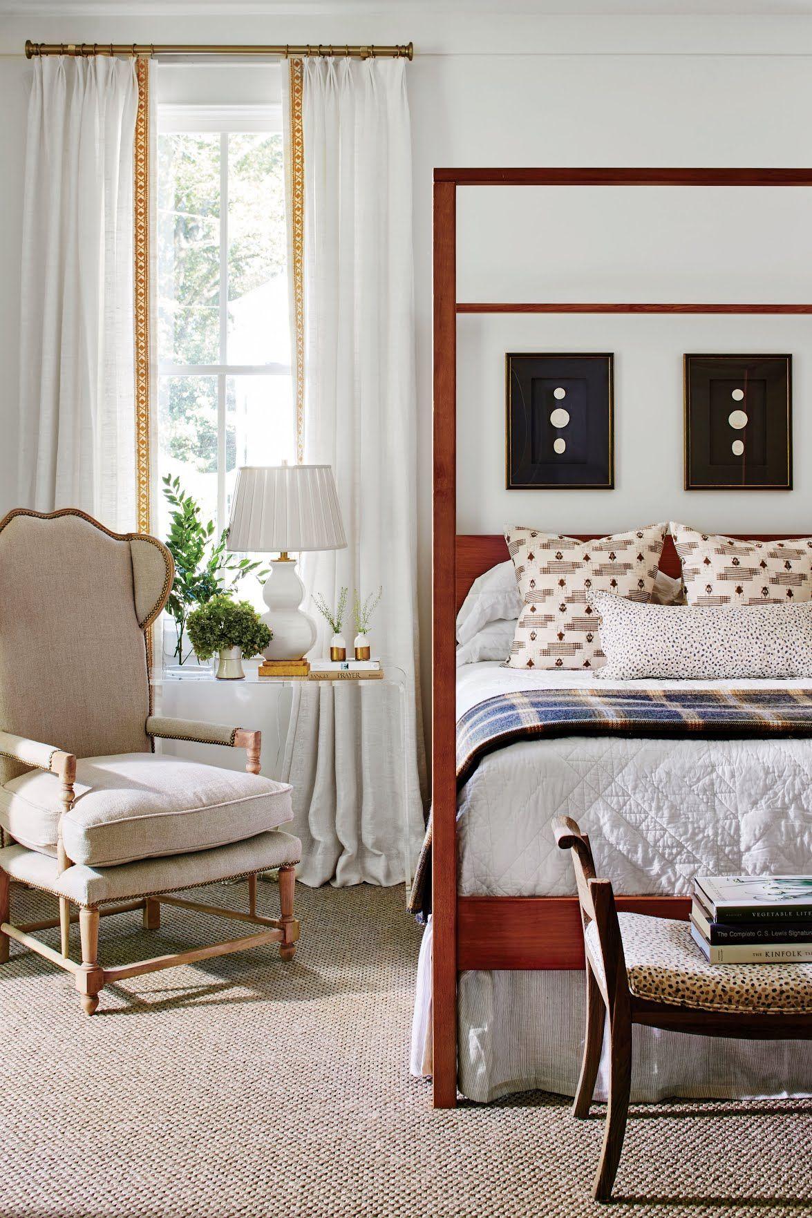 dream master bedroom%0A Anna Braund White Cottage Master Bedroom