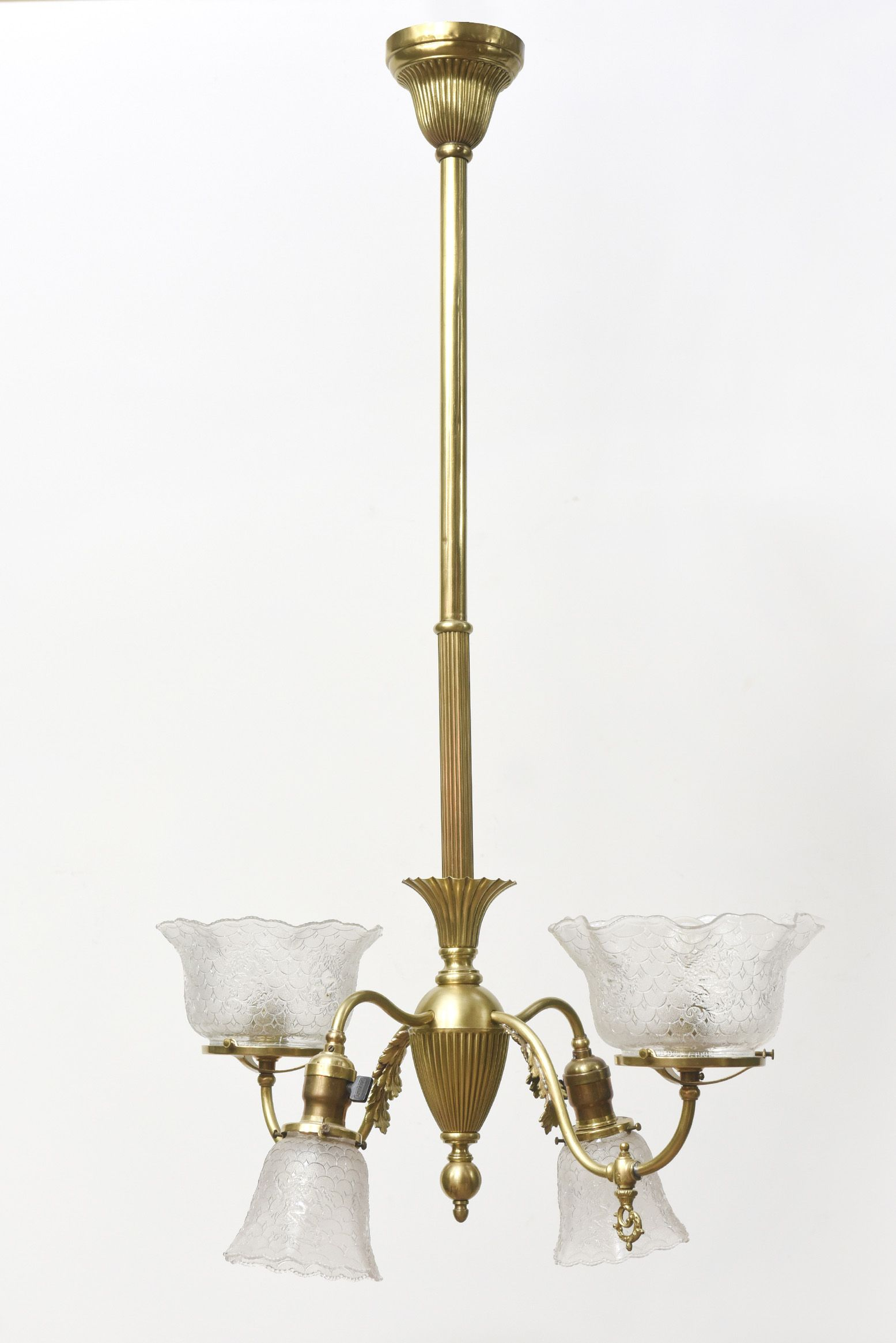 Pin by Appleton Antique Lighting on Chandeliers