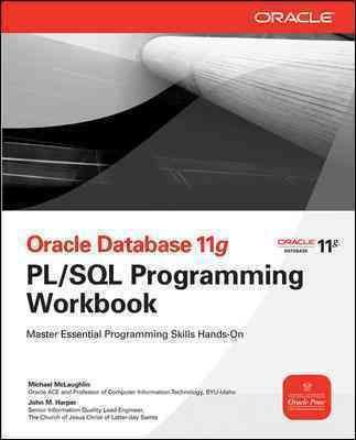 Oracle Database 11 G Pl Sql Programming Paperback Overstock Com Shopping The Best Deals On Data Transmission Oracle Database Pl Sql Microsoft Sql Server