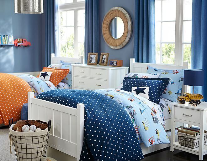 Boy White Sale Pottery Barn Kids Toddler Boys Room Bedroom