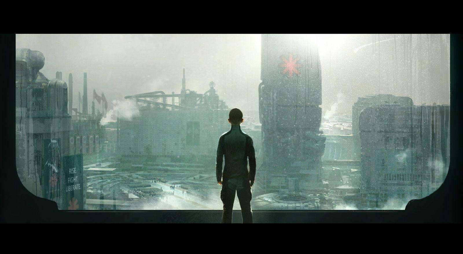 "DEGENESIS: ""Frontiers II"", Brad Rigney on ArtStation at https://www.artstation.com/artwork/v9md6"