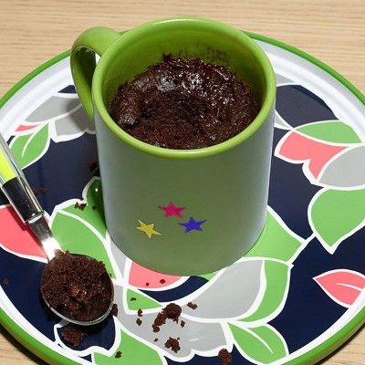 Brownie in a Cup Recipe : Target Recipes