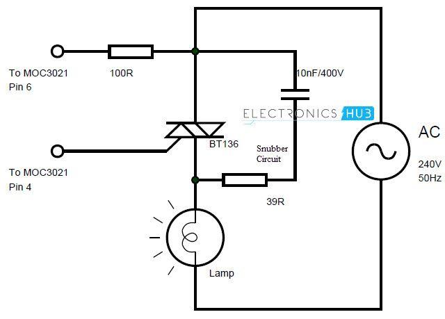 PWM Controller Circuit ElProCus Eletr244nica