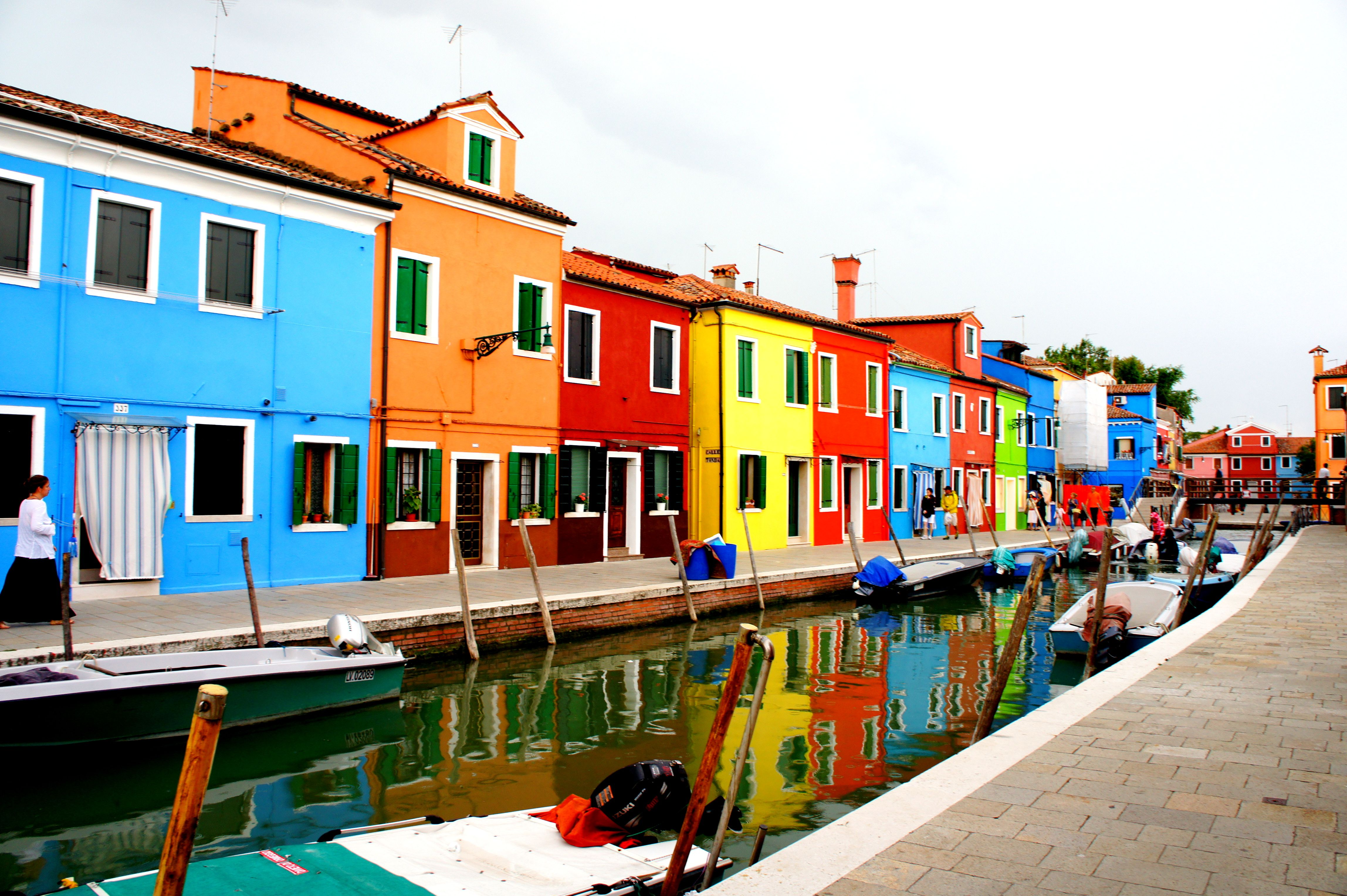 Burano, Venice, June 2012