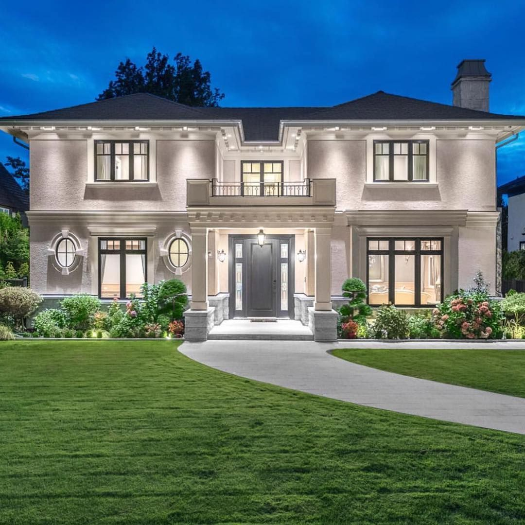 1 812 Likes 15 Comments Lux Homes Supercars Lifestyle Newportluxlistings On Instagram Rate This F Luxury Exterior House Exterior House Designs Exterior