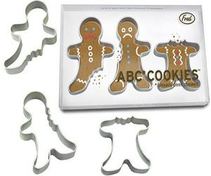 Chewed Gingerbread Men Awesome Inventions Abc Cookies