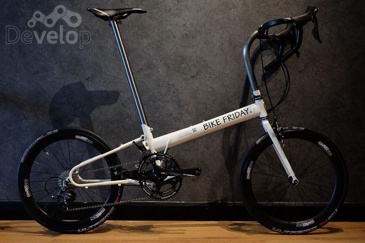 Bike Friday Pocket Rocket Super Pro Custom Develop Sepeda