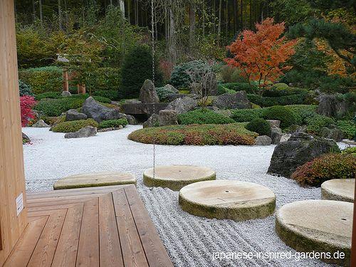 japangarten japanische gärten deutschland   tanja   pinterest, Gartenarbeit ideen