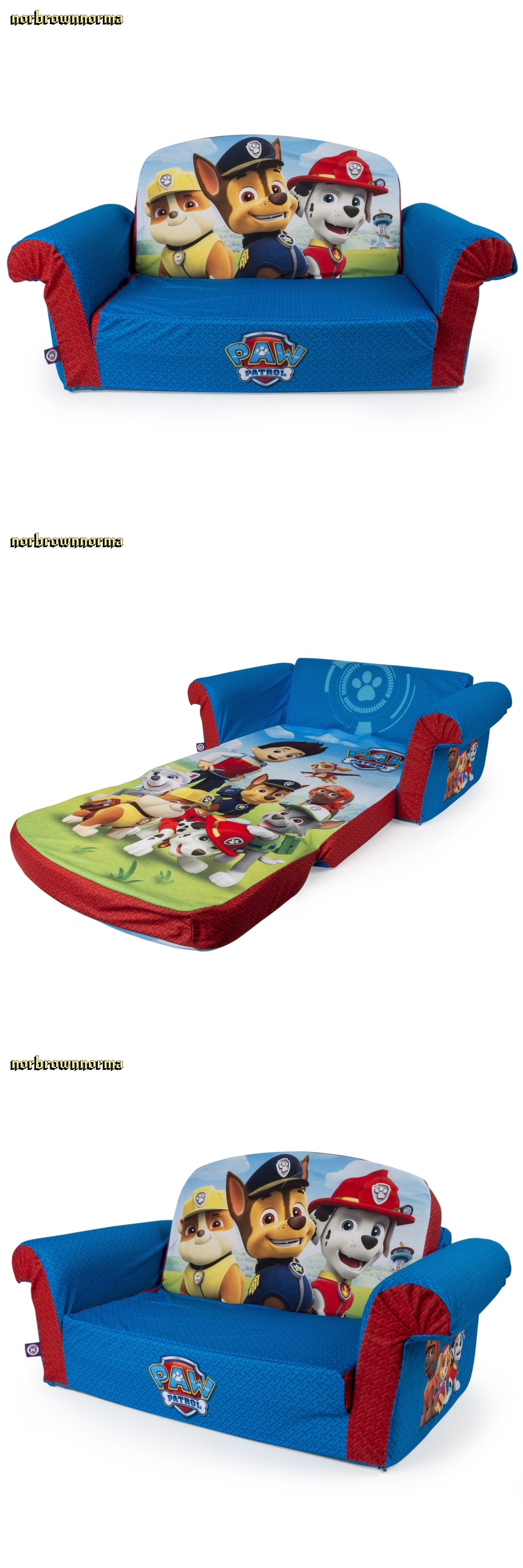 Sofas and Armchairs Marshmallow Furniture Paw Patrol 2 In