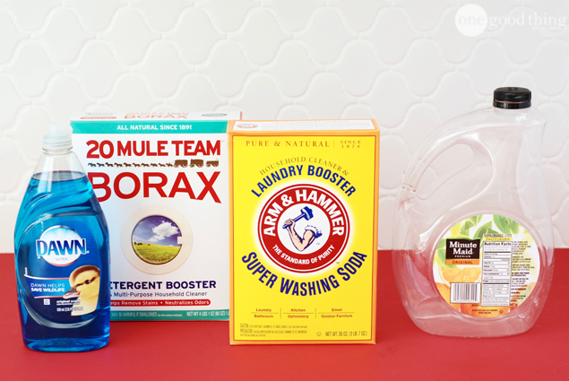 No Grate Laundry Detergent 1 2 Cup Of Borax 1 2 Cup Of Washing