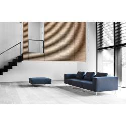 Linear rechteckiger Tisch / Stahl – 200 x 75 cm – Muuto – Schwarz MuutoMuuto - https://pickndecor.com/dekor #interiordesign