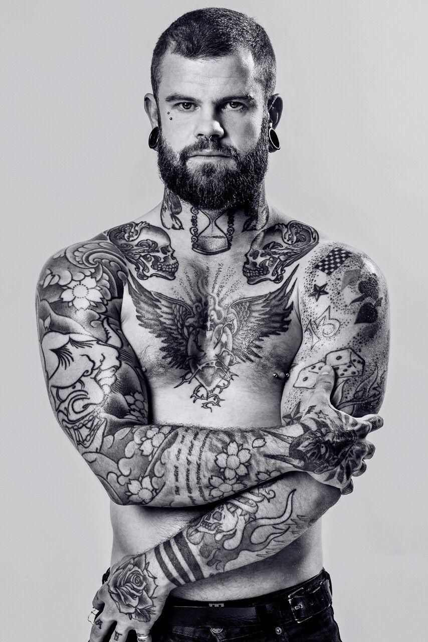 nasa guy with tattoos - 736×1103