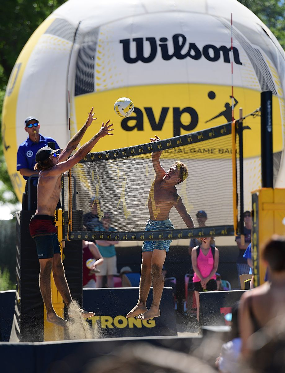 Avp Seattle Open 2017 Photo Gallery With Images Beach Volleyball 2017 Photos Photo