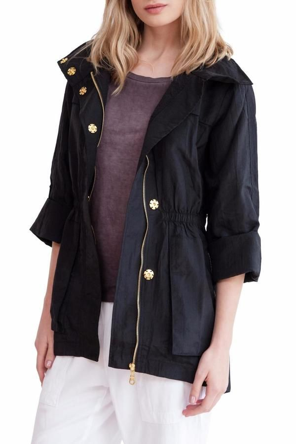 29de3dcd697cf MyAnorak Black Anorak Jacket - #fashion #style #shopping #jacket   anorak    jackets   jackets for women   jacket outfit   Jackets/Coats   Jackets &  Coats