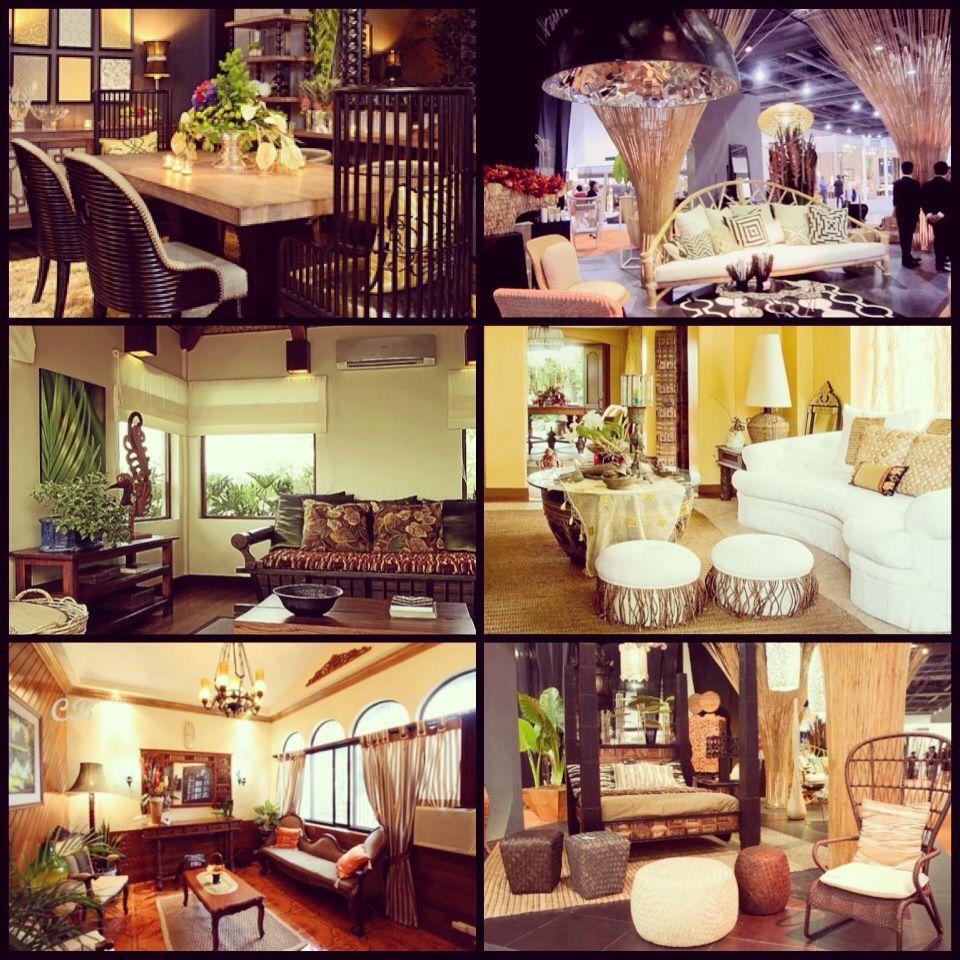 Modern Traditional Filipino Interior Design
