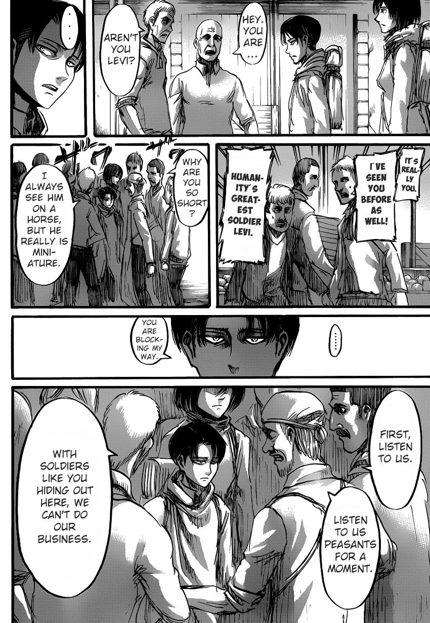 Shingeki No Kyojin Manga Ch 53 Page 12 The Second Panel