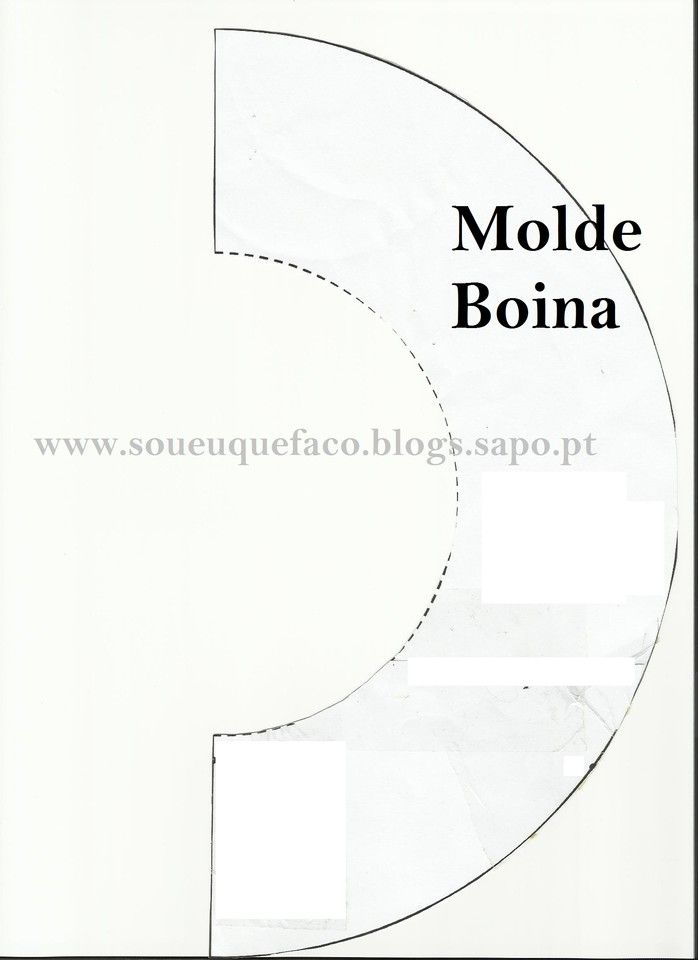 Costurar uma boina tradicional em tecido. a5c02562903