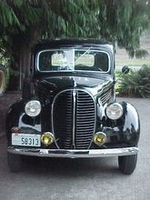 1938 Stock Ford Pickup Truck With Images Ford Pickup Trucks