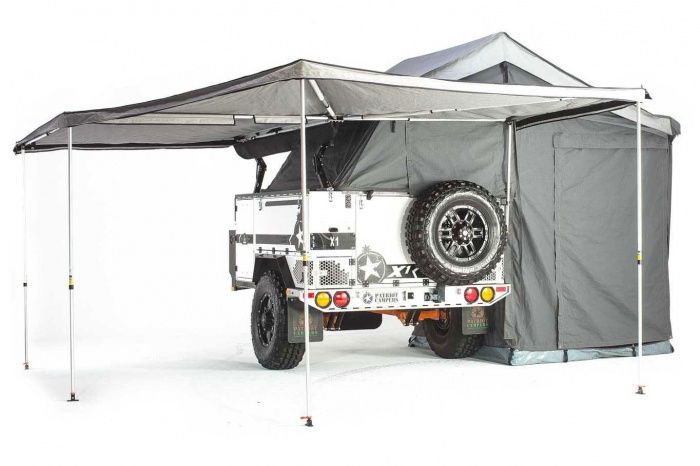 Tough As Nails Australian Overland Trailer Hits U.S. Market  sc 1 st  Pinterest & Tough As Nails: Australian Overland Trailer Hits U.S. Market ...