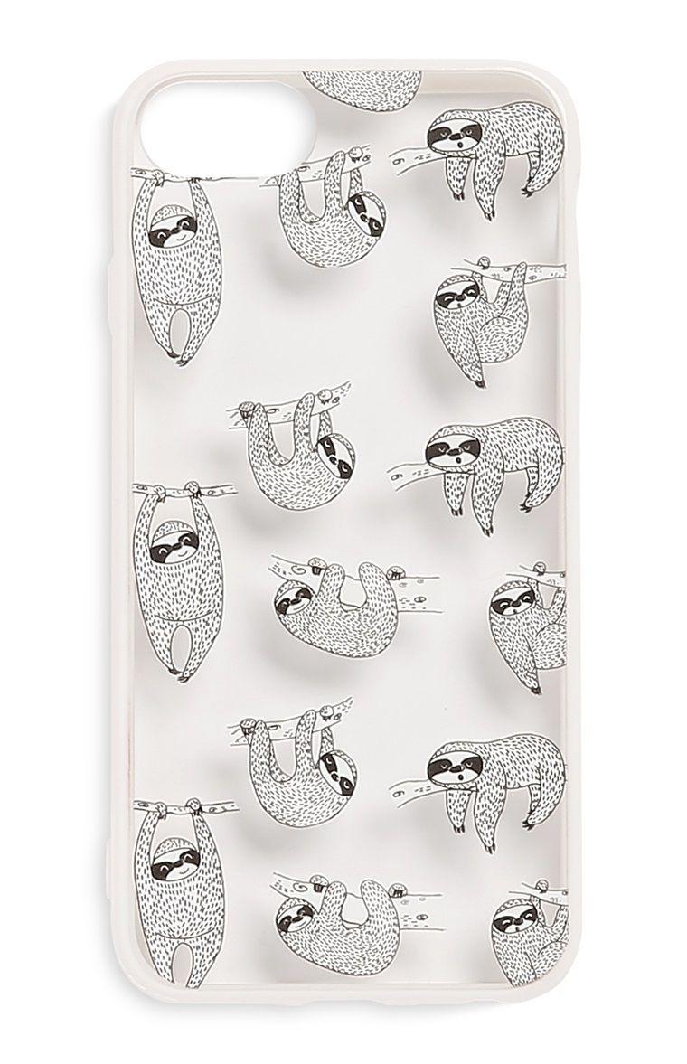Primark - Sloth phone case on lovethebrands.com and at Primark of ...