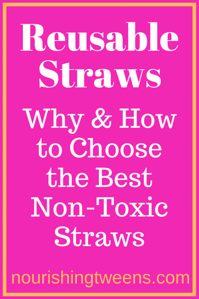 Non Toxic Straws Review How To Find Out Kids Health Mental